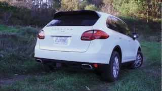 Porsche Cayenne Diesel: Four Guys In A Car