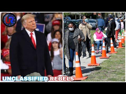 Unclassified Rebels E2: Trump in denial @ Georgia rally & America's hunger crisis grows