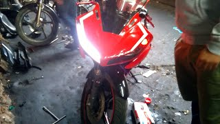 r15-bast-modification-with-akrapovic-exaust Videos - View