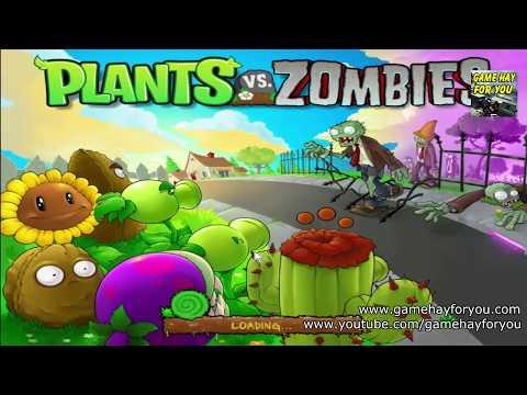 hack game plants vs zombies tren may tinh - Play game Plant Vs Zombies   Tải và chơi game Trồng hoa bắn Zombies trên máy tính