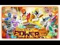 Power Rangers - Unleash The Power 2 - Power Rangers Games