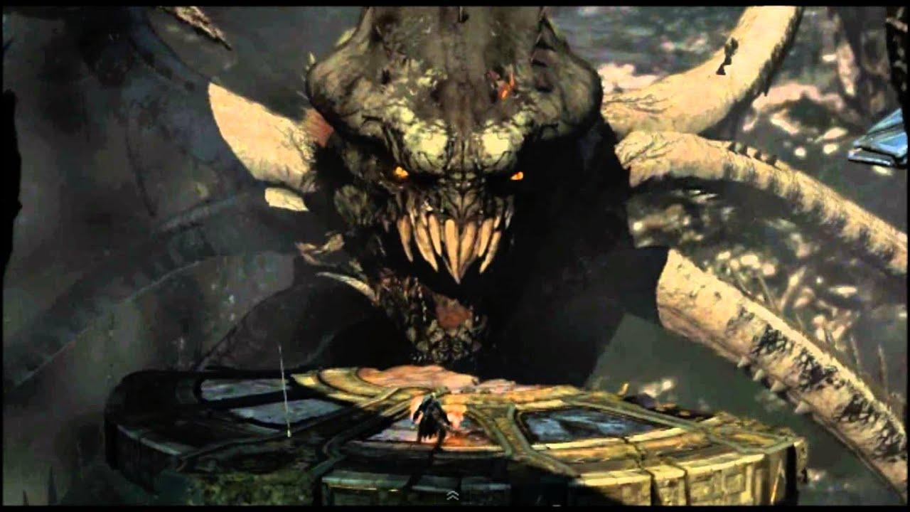 God Of War Ascension Kraken | www.imgkid.com - The Image ...