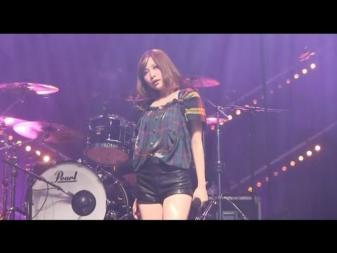 PESの可愛いマスコット、May'nの熱いライブ!Japan Expo 2013 Toyota x Studio 4C meets ANA Part.1