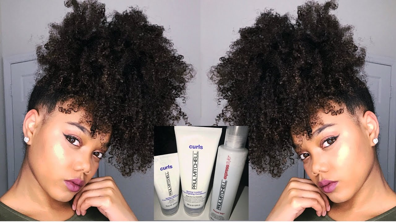 Review Wash And Go With Paul Mitchell Curls Products