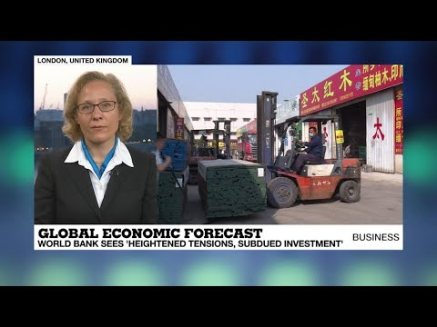 World Bank highlights 'heightened tensions' as trade war drags on