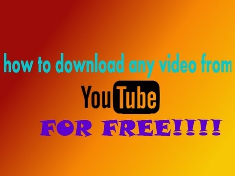 Youtube Video Downloader - New 2012