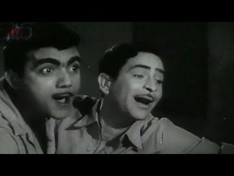 Maama Oh Maama - Mohammed Rafi, Mana Dey, Parvarish Song