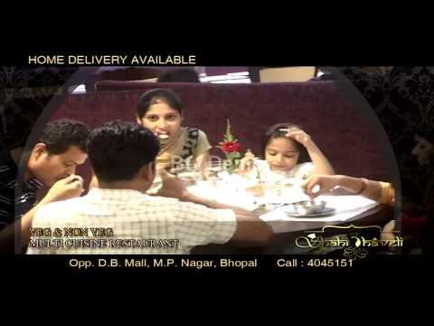 Shaahi Haveli Restaurant BHOPAL (Opposit DB MALL MP nagar)