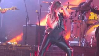 Demi Lovato - Got Dynamite - Belo Horizonte 01/05/2014