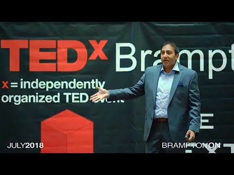 How to Stop Ignoring Your Intuition to Attain Any Goal   Sunil Godse   TEDxBrampton