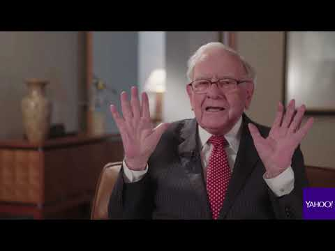 Warren Buffett explains how you could've turned $114 into $400,000