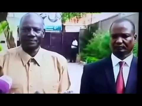 Press Statements: By Hon. Taban Deng Gai & Hon. Michael Makuei Lueth