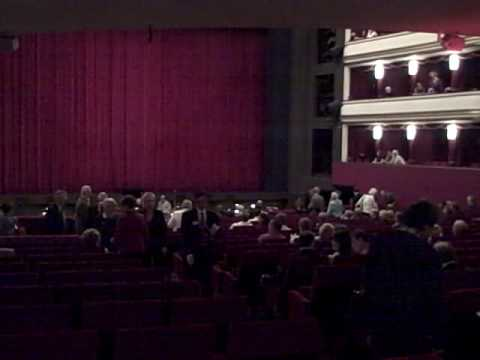 Our visit to the Vienna Volksoper for the Magic Flute