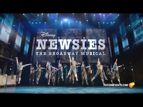 Disney's Newsies: The Broadway Musical! - Trailer