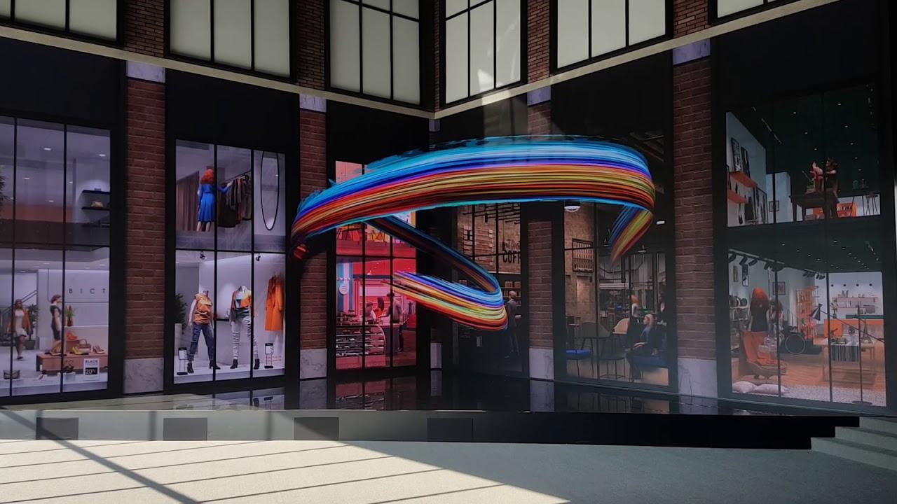 SANGWHA@Dongtan Technovalley - Facade & Diorama