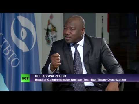 Blasts, past? ft. UN's nuclear testing watchdog chief Lassina Zerbo