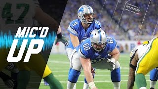 Matthew Stafford Mic'd Up vs. Packers for NFC North Title   NFL Films   Sound FX