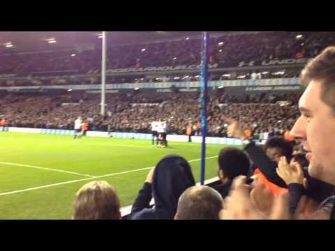 Roberto Soldado's penalty vs Hull City