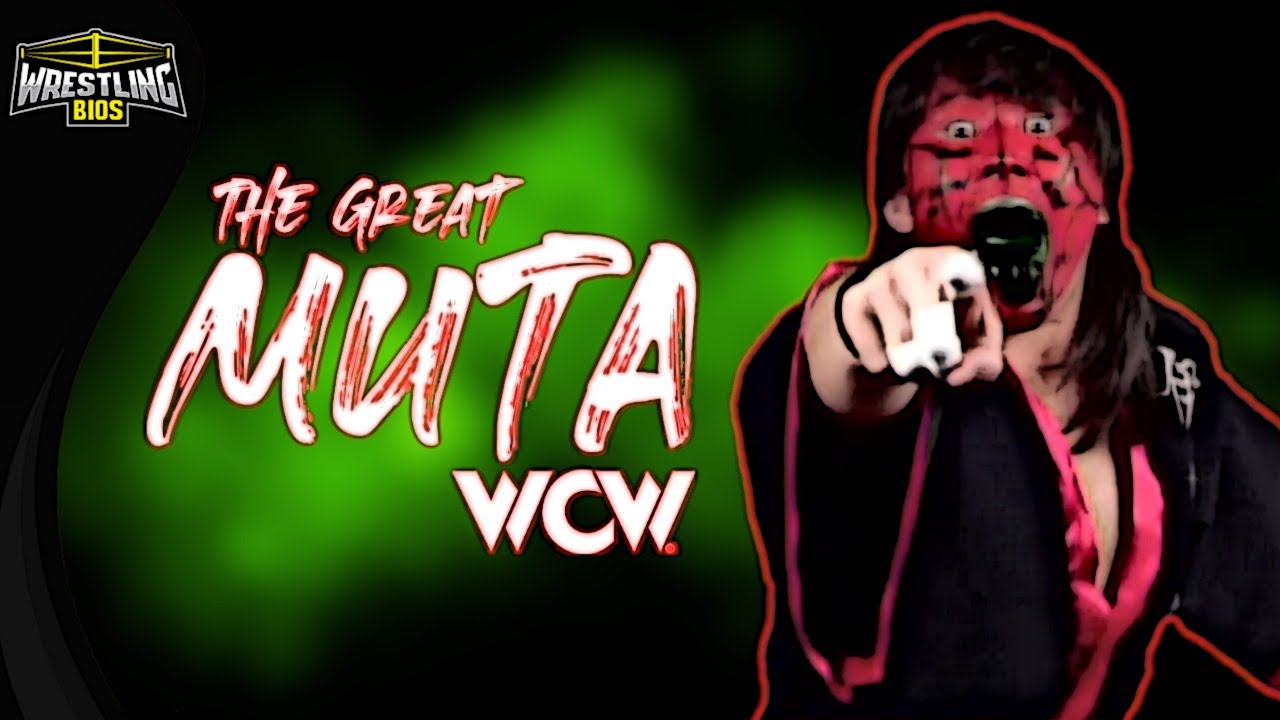 The Great Muta in WCW - feat. Dave Knows Wrestling