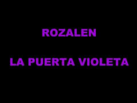 CEIP EL JUNCAL LA PUERTA VIOLETA (ROZALEN)