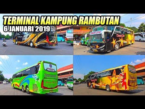 UPDATE 6 JANUARI 2019 - Armada Bis di Terminal Kampung Rambutan Jakarta Mp3