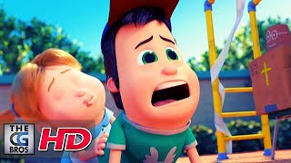"""CGI 3D Animated Short: """"First Comes Love"""" - by Daniel Ceballos 