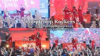 Looptroop Rockers • live @ Hip Hop Kemp 2016 [Full Show]
