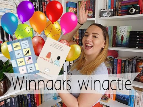 Winnaars winactie give away abonnees youtube