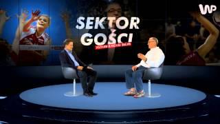 Andrzej Niemczyk o Agacie Mróz: płakałem jak dziecko - Sektor Gości odc. 24, cz. 2/3