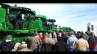 Machinery Pete: Values Up on Older Used Combines Early 2016