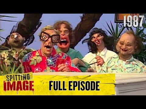 Spitting Image - Series 5, Episode 1 (1986) | Full Episode
