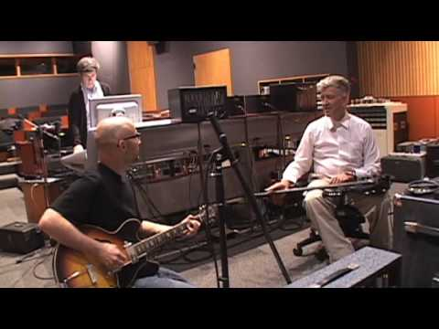 David Lynch and Moby Jamming
