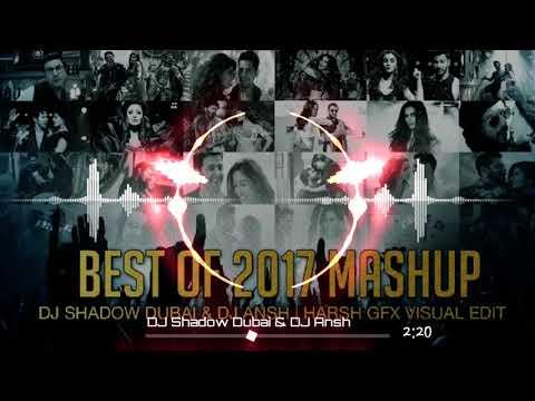 Best Of 2017 Mashup - DJ Shadow Dubai & DJ Ansh