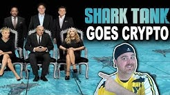 Shark Tank Goes Bullish on Crypto | You Don't Want to Miss Sharks' Reaction to Cryptocurrency App