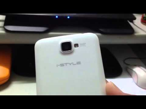 Review i-mobile I-Style 7.5