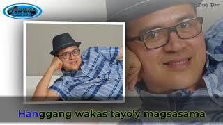 Ikaw Lang Ang Mamahalin - Chino Romero (Karaoke Version)