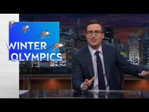 The 2022 Winter Olympics (HBO) - Last Week Tonight with John Oliver