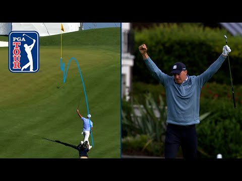 The best shots from the 2020-21 PGA TOUR season