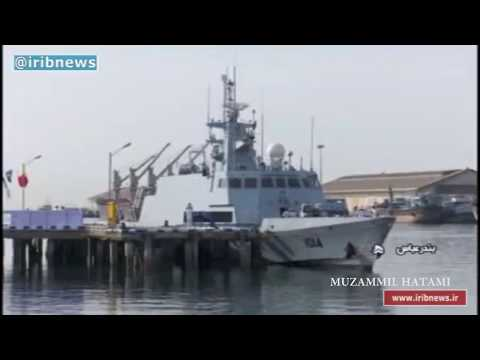 Pakistan and Iran Navy started joint navy drills in Arabian Sea