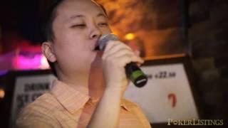 William Hung Crushes Epic Karaoke Night