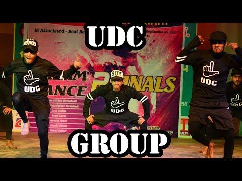 UDC GROUP killer Performence on mixing song   lollypop lagelu   Malhari   Beat Busters  