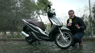 Motosx1000 : Test Piaggio Meedley125
