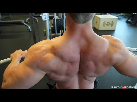 Swoldier Nation - Trainer Edition - Building a Better Back