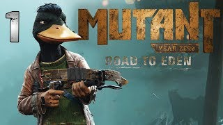 Dux and Bormin - Mutant Year Zero: Road to Eden Gameplay - Part 1