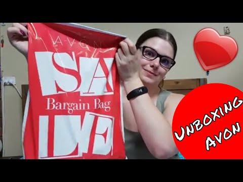 Avon Bargain Bag Unboxing/Giveaway!