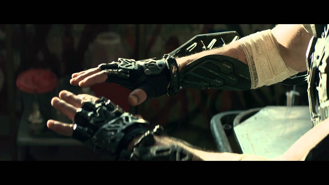 Элизиум -- Рай не на Земле - Trailer