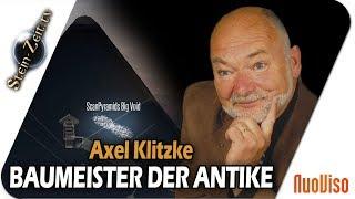 Baumeister der Antike - Axel Klitzke bei SteinZeit