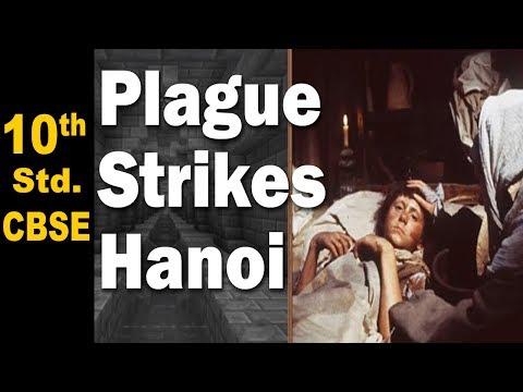Plague Strikes Hanoi | 10th Std | History | CBSE | Home Revise