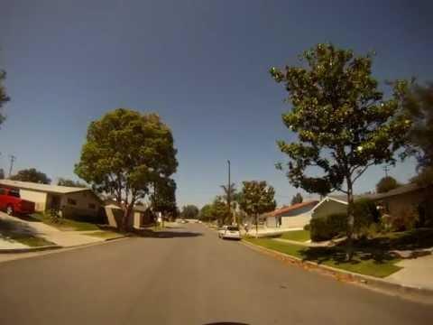 Video Tour of Tustin California.