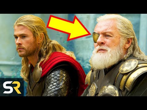10 Split-Second Details You Totally Missed In Marvel Movies